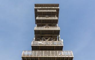 Fanfaren auf dem Keine Sorgen Turm